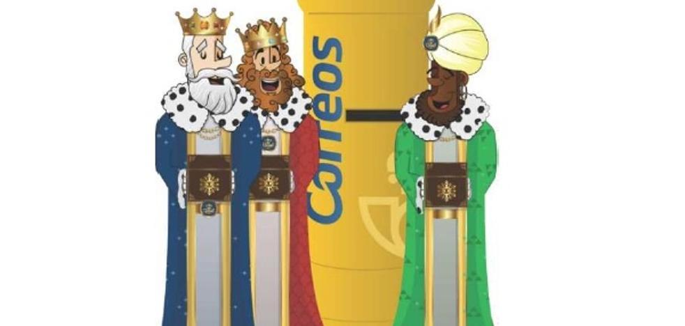 Correos instala en León sus buzones especiales para enviar las cartas a los Reyes Magos