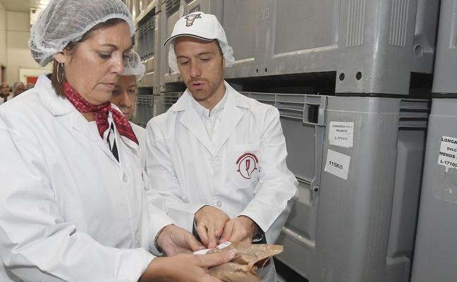 Cecinas Pablo duplicará su producción gracias a una ampliación de su planta de Astorga