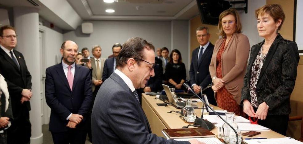Fernando Rodríguez Santocildes toma posesión como consejero de la Abogacía Española