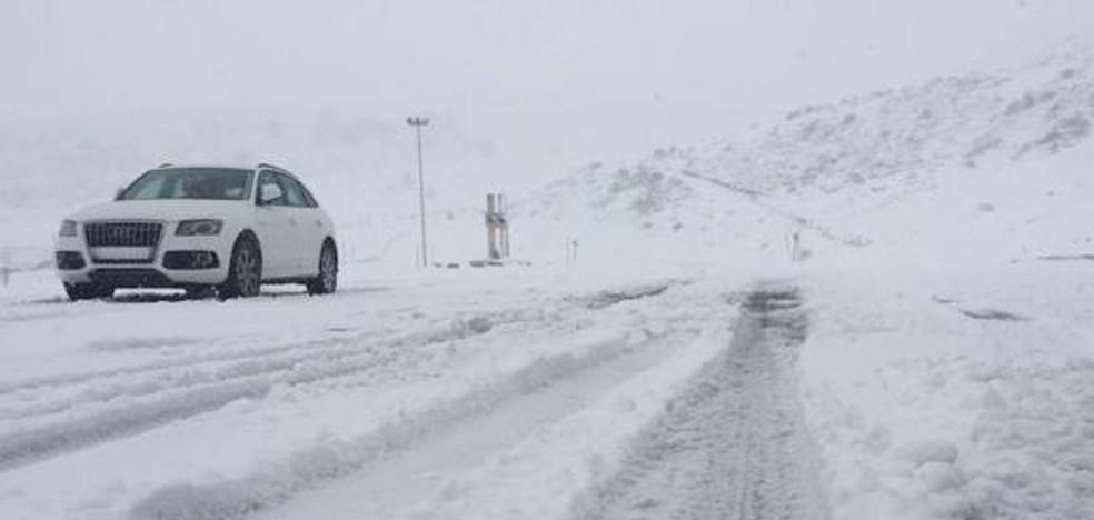 Protección Civil prevé nevadas el sábado en León