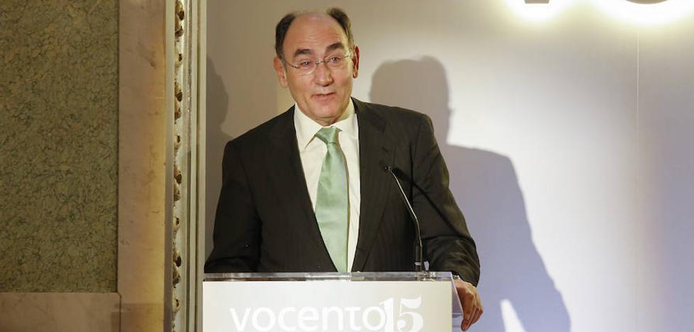 Ignacio Galán: «La lucha contra el cambio climático es una oportunidad»