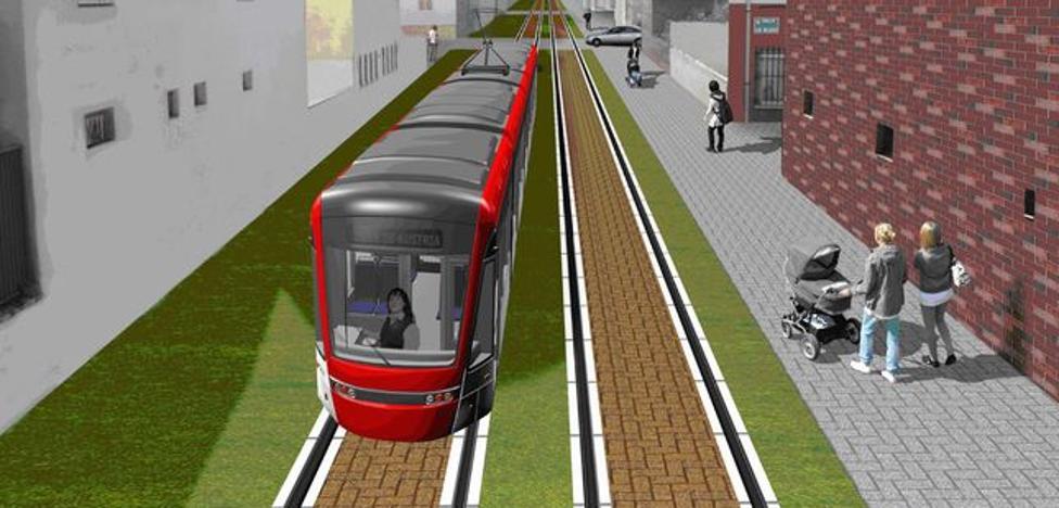 El Ayuntamiento asegura que lo importante es acabar la integración de Feve y no el modelo de trenes