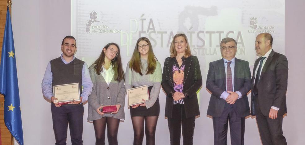 Dominicas de La Anunciata y Divina Pastora, galardonados en los XVI Premios de Estadística