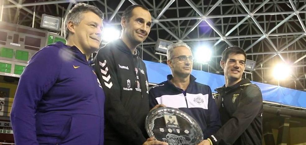 El 'deja vù' de una nueva Copa Asobal ya se siente en la ciudad de León