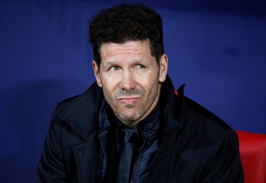 Simeone: «La historia del Atlético siempre ha sido la de sufrir»