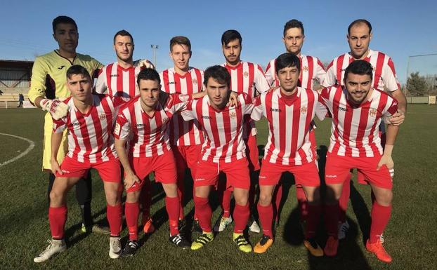 Once inicial del Bembibre./
