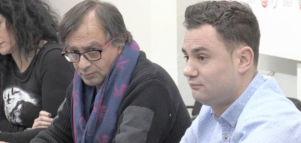 UGT advierte a Cendón de que «no serán sumisos del PSOE» pero trabajarán en «sintonía» por León