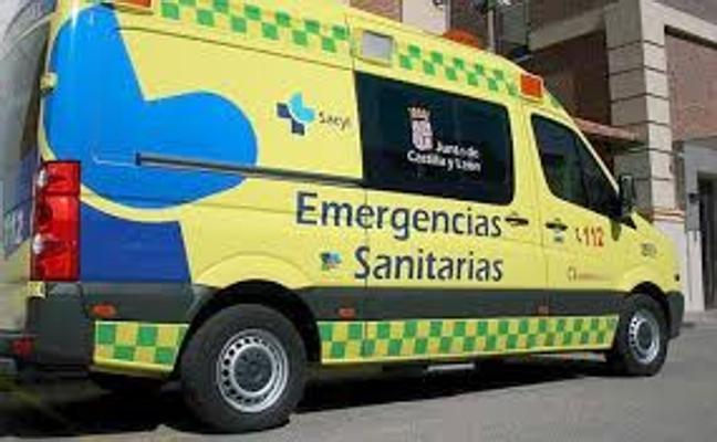 Heridos un hombre y una mujer tras sufrir un atropello en Astorga