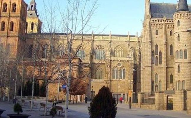 Cáritas organiza una inauguración interconfesional del belén de Astorga