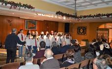 El Conservatorio de Peñacorada celebra la Navidad con una gala musical