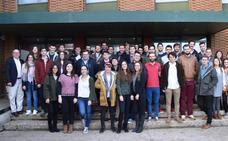 Encuentro navideño de los antiguos alumnos de Peñacorada