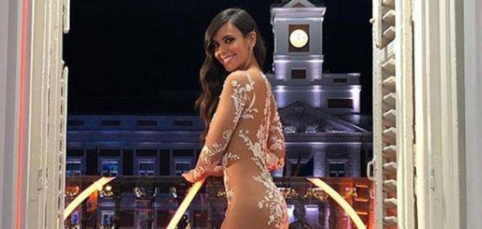 El humor se apodera de Twitter a costa del vestido de Cristina Pedroche