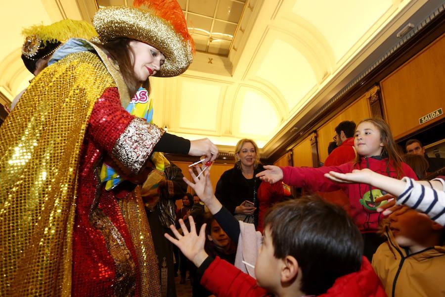 Desfile de Reyes en León