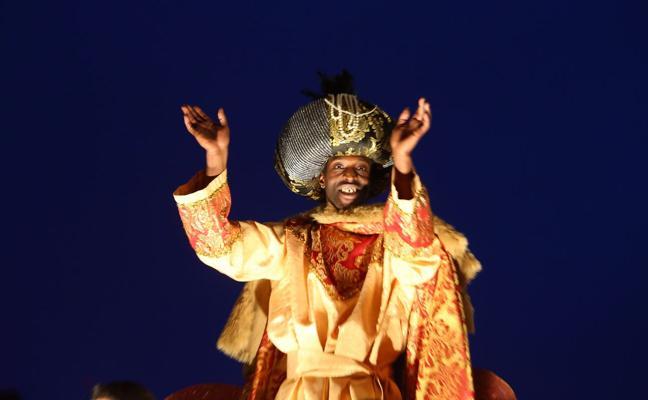 El Mago Chalupa guía a los Reyes en Ponferrada