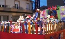 San Andrés recibe con roscón a los Reyes Magos