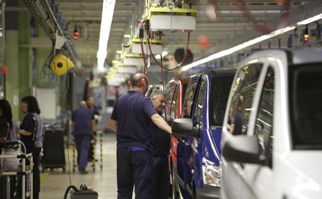 Europa solo fabricará un 5% de los coches en 2030