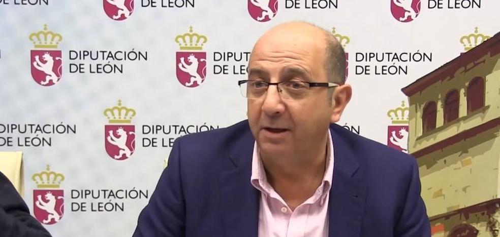 Castañón: «La Diputación no sacó ninguna oposición y todo se hizo conforme a la legalidad vigente»
