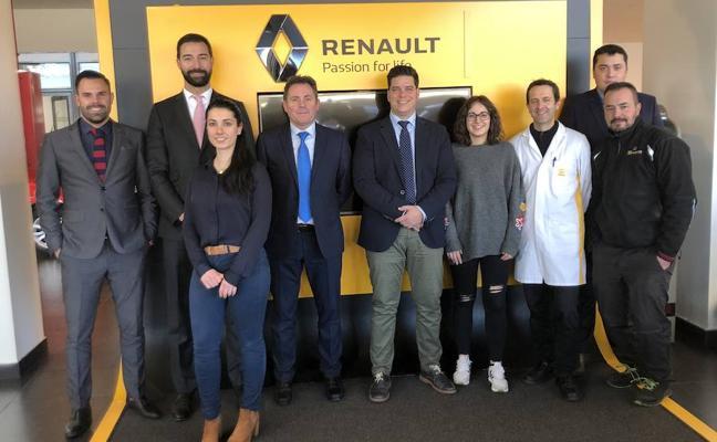 Renault repite liderazgo en la provincia de León