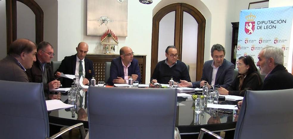 La Diputación lanza un Plan de Empleo con tres millones de euros, 500.000 más que en el anterior