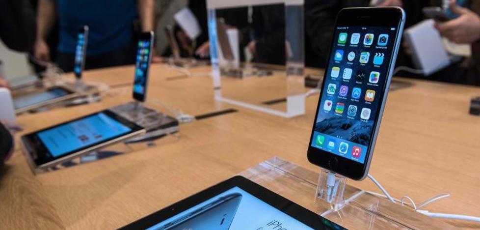 Francia investiga la presunta obsolescencia programada de Apple