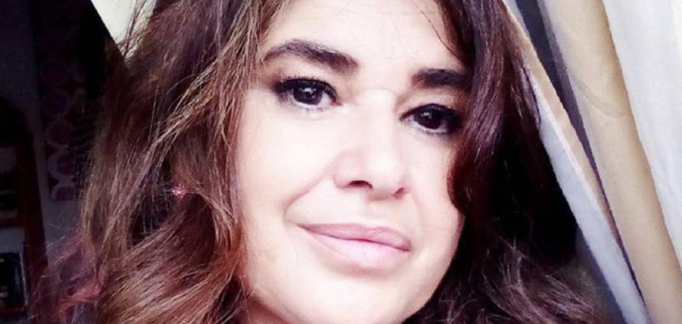 Lucía Etxebarría descubre un triste suceso de su pasado