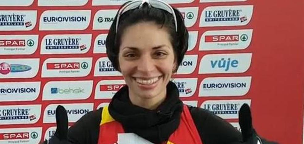 Lugueros repite como mejor atleta nacional en diciembre