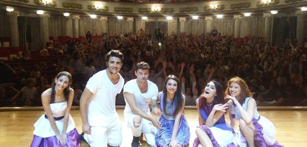 El Tributo de 'Soy Luna' llega por primera vez a León en su gira Nacional