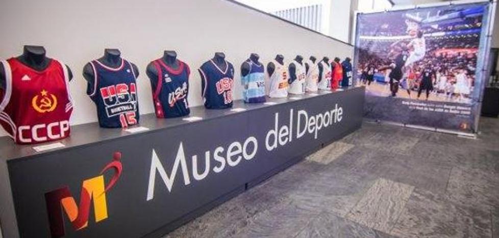 El Museo del Deporte prolonga su estancia en León una semana más