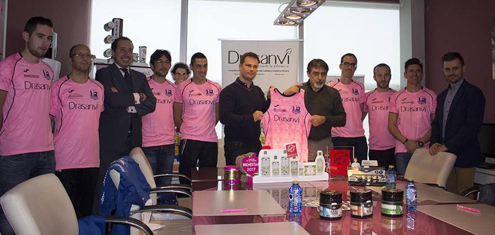 Drasanvi renueva su patrocinio con el Club de Atletismo Fisiorama por segunda temporada consecutiva