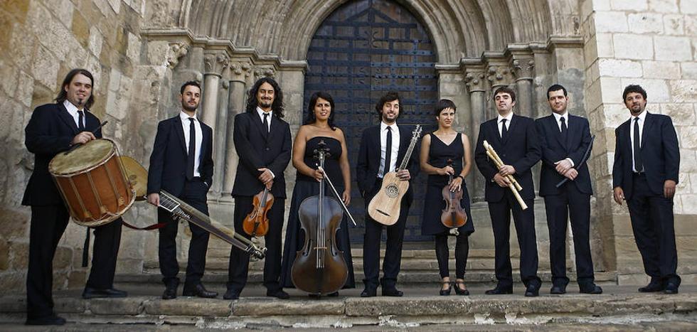 El grupo 'Forma Antiqva' interpreta la música de Telemann en el Auditorio de León