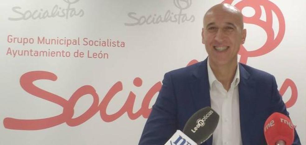 José Antonio Diez: «Este acuerdo es una falta de respeto y democracia con los leoneses»