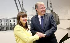 El pacto PP-C's conlleva un centro cívico para Eras de Renueva, un plan de aceras e inversión en el Ildefe