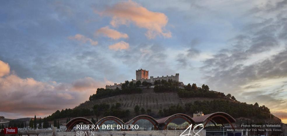 Ribera de Duero, uno de los destinos recomendados por el New York Times para visitar en 2018