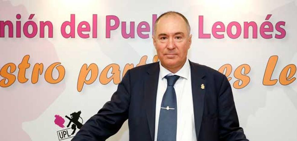 Eduardo López Sendino: «El oscurantismo nos deja sin margen de maniobra y votaremos en contra»