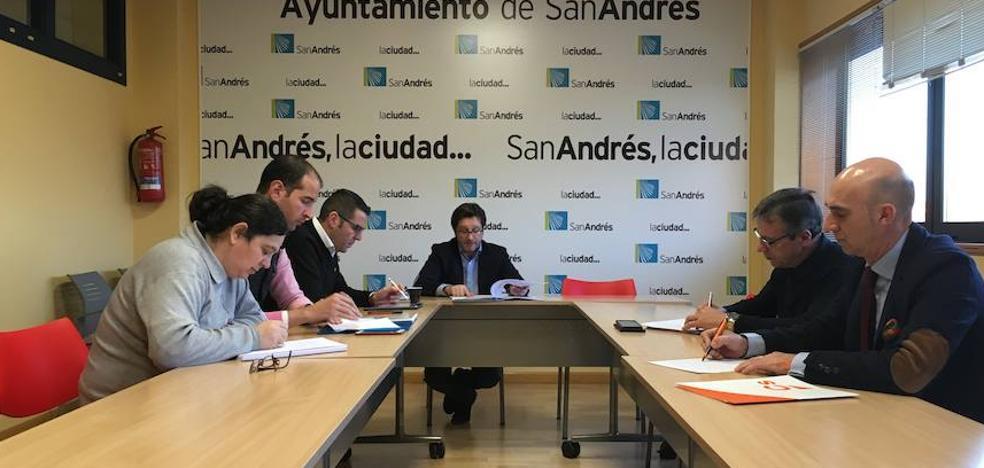 La Junta de Portavoces de San Andrés del Rabanedo analiza el borrador presupuestario de 2018 para iniciar el periodo de propuestas