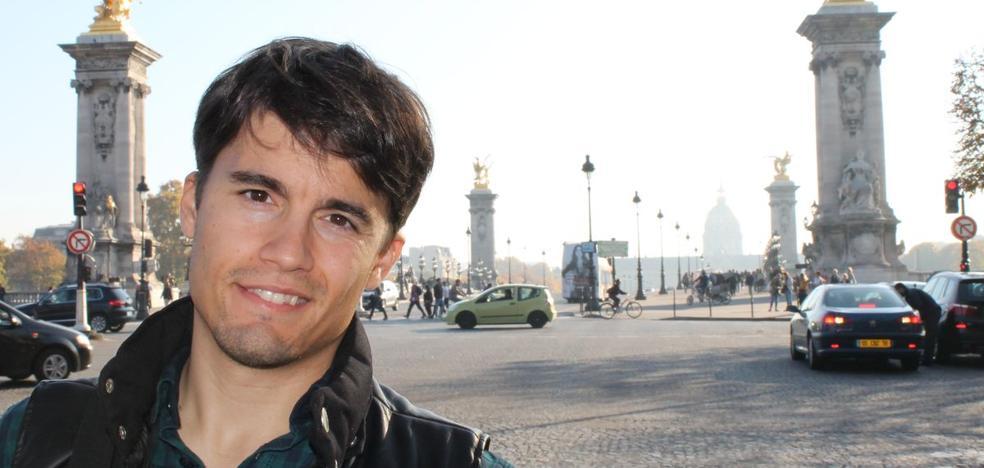 Oscar Casado, Mejor Docente de España 2017