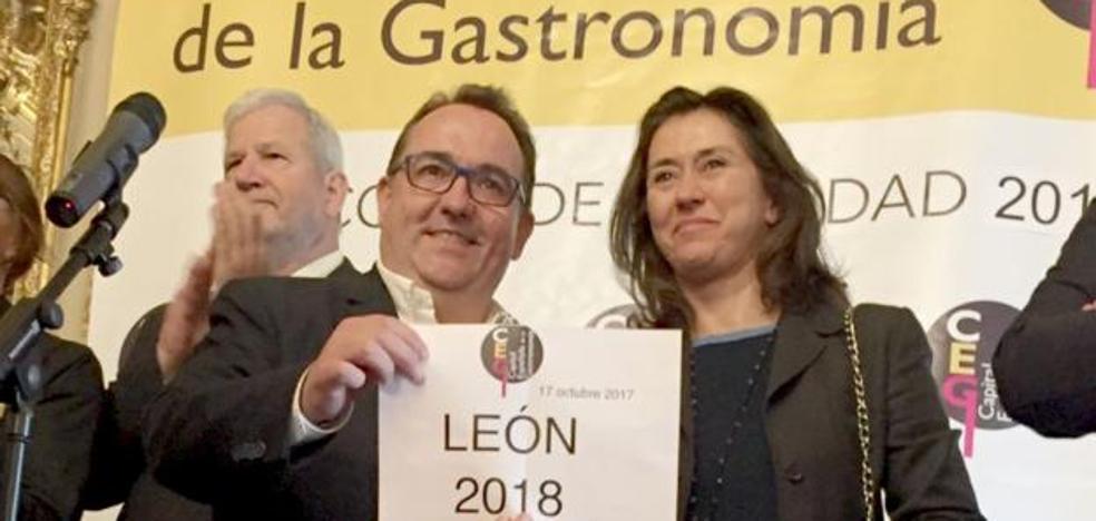 Castilla y León promociona 'León Capital Gastronomica' en la 'Feria Messe' de Austria