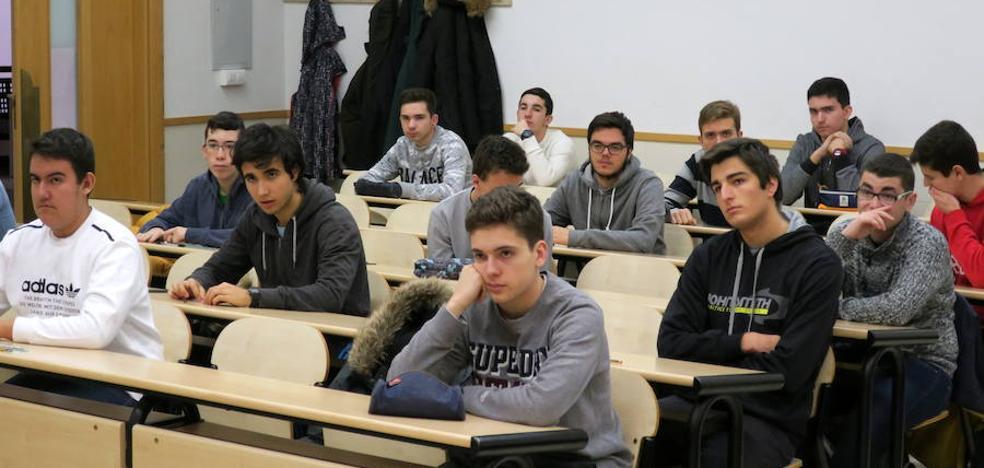 La fase local de la Olimpiada Matemática convoca a 29 alumnos