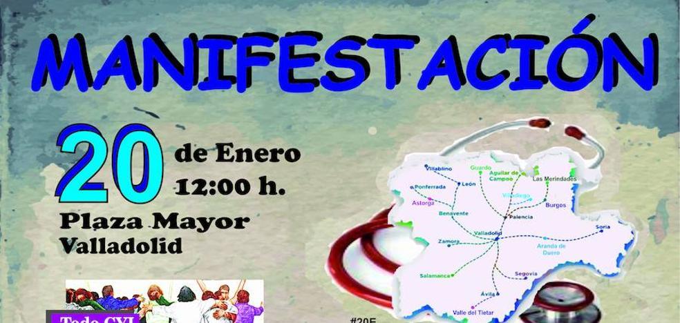La plataforma sanitaria critica el «no» de Ponferrada a poner un autobús para la manifestación del 20E