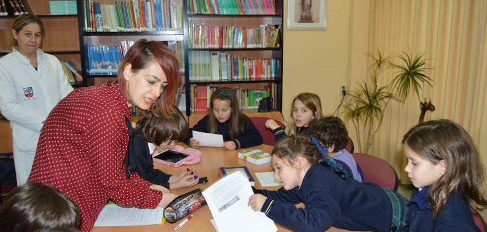 Peñacorada reinicia el programa de altas capacidades con un taller de expresión creativa