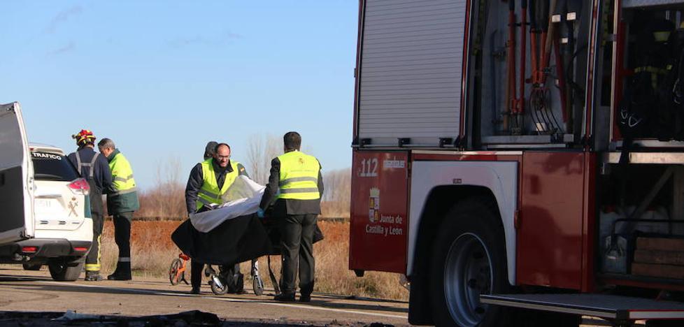 La Junta ve urgente el desvío «obligatorio» de camiones de la N-120 tras el último accidente mortal