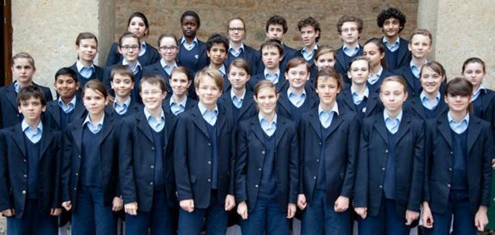 Los Chicos del Coro de Saint Marc regresan al Auditorio Ciudad de León