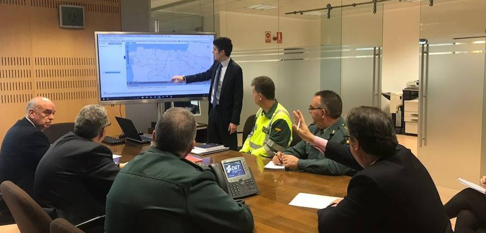 La DGT recomienda planificar el viaje y consultar el estado de las carreteras si se va a transitar por Castilla y León