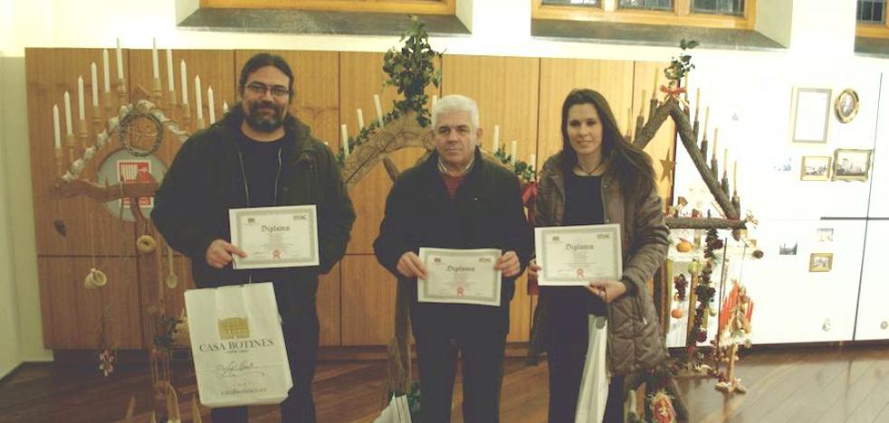 El Museo Gaudí Casa Botines entrega los premios del I Concurso de Ramo Leonés