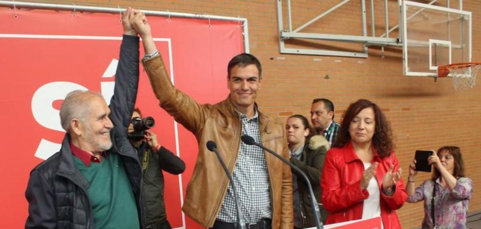Pedro Sánchez estará el martes en León capital para celebrar una asamblea abierta sobre pensiones