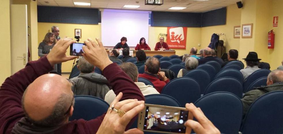 Izquierda Unida demanda una «gestión del agua pública, sostenible y al servicio del bien común»