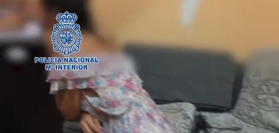 Liberada una menor en Madrid captada para ser explotada sexualmente