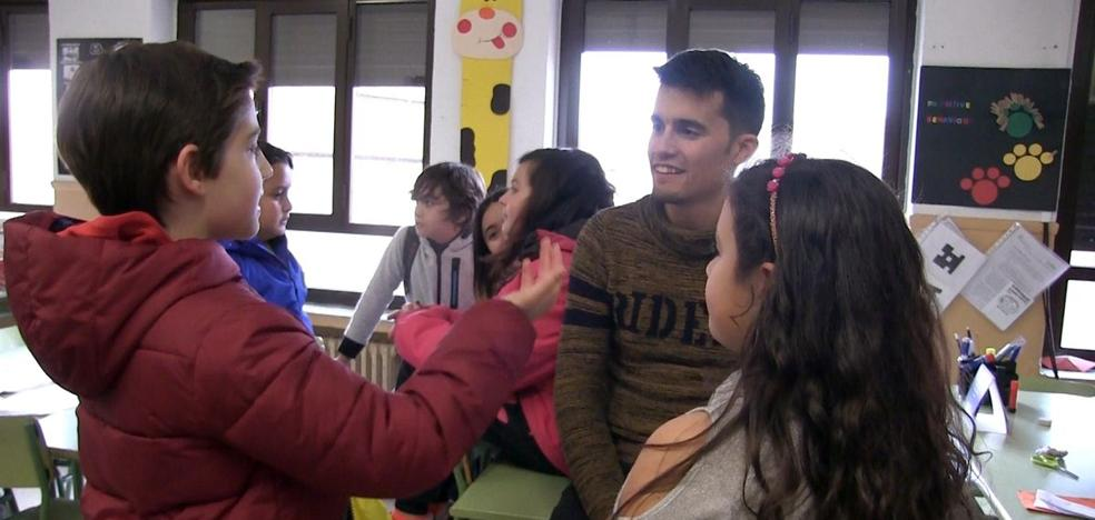 Enseñar y aprender jugando, las claves del Mejor Profesor de España