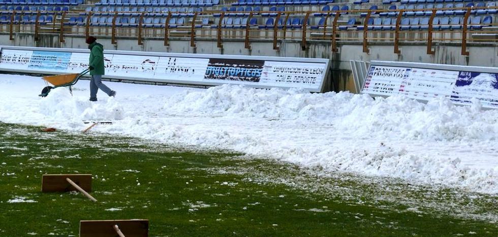 El Cultural-Lorca, en riesgo de suspensión por la nevada