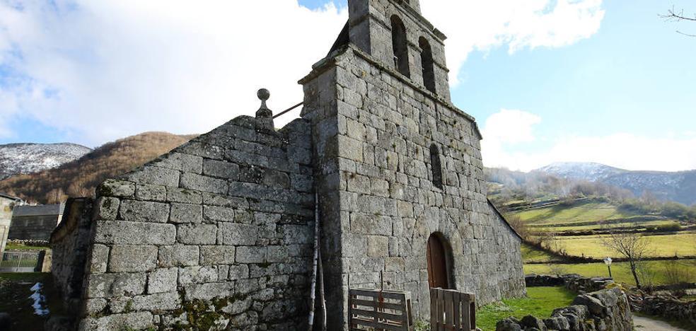 La iglesia que escapó de la peste